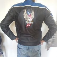 Super Blouson Harley By Duhan