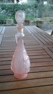 Bouteille rose