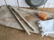 Rare planche à laver avec pince