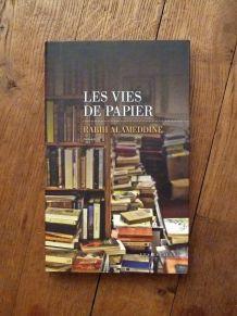 Les Vies De Papier- Alameddine Rabih- Editions Les Escales