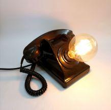 """Lampe industrielle, lampe vintage - """"Décroche !'"""""""