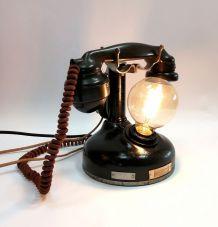 """Lampe vintage, lampe industrielle - """"Trésor des années 20"""""""