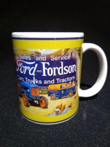 Lot de 2 mugs Ford