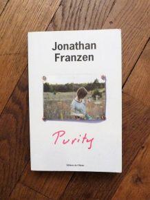 Purity- Jonathan Franzen- Editions De L'olivier