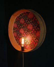 """Applique vintage, lampe murale """"La Vie en Rose"""""""
