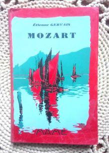 Mozart ou la jeunesse d'un grand artiste par Etienne Gervais