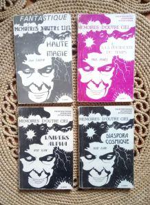 Mémoires d'outre ciel - Collection Fiction
