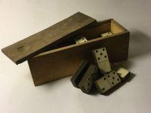 Ancien jeu de domino