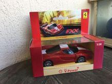 Miniature Ferrari FXX