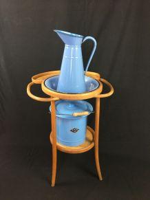 Table de toilette complète - 1900 - Thonet/Fischel