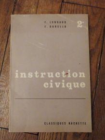 Instruction Civique- Classe De 2nde- Liberté et Démocratie