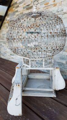 cage a oiseaux orientale