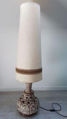 lampe à poser vintage avec son abat- jour