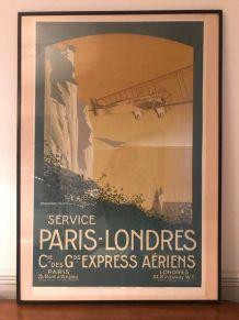 Lithographie aérienne