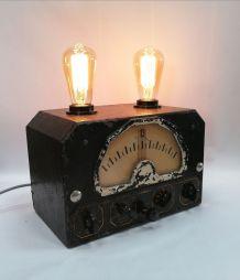 "Lampe industrielle, lampe vintage ""Wobbler"""