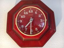Horloge vintage KIENZLE céramique 1970's