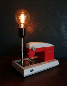 "Lampe vintage, lampe de bureau, lampe de chevet ""Elektra"""
