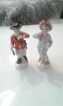 Figurines Royal Munchen.