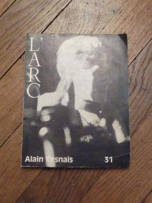 L'Arc N° 31- Alain Resnais ou La Creation Au Cinema- 1967