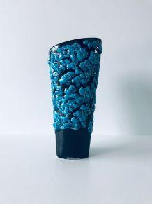 Vase fat lava Vallauris