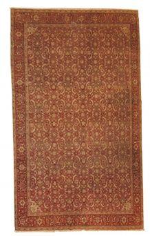 Tapis ancien Indien Amritsarfait main, 1B147
