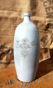 Vase céramique signé Millian (France)