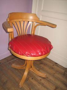 fauteuil de bureau style américain