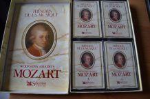 Mozart coffret de 4 cassettes Reader's Digest