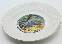 Ancienne assiette décorative