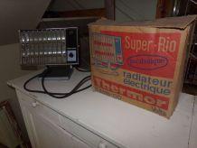 radiateur électrique Thermor années 60