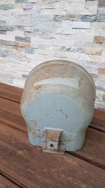 Abreuvoir ancien en fonte/détournable/pot plante ou lampe
