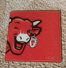 Dessous de plat la vache qui rit