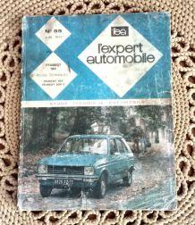 Revue technique L'expert Automobile # 89 Peugeot-1973 104
