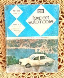Revue technique L'expert Automobile # 96 Renault 12 - 1974