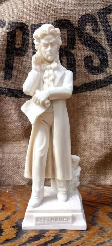 Statue de Beethoven - Product of Faro (Italie)
