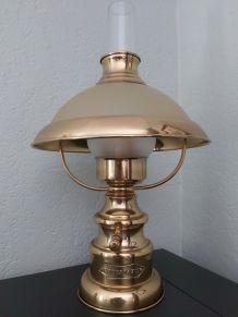 LAMPE J.P.RYCKAERT LOUISIANE LAITON VINTAGE