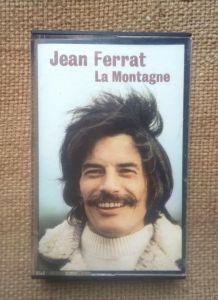 Cassette audio Jean Ferrat - La montagne