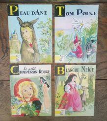 Anciens livres jeunessse  Collection contes du gai Pierrot