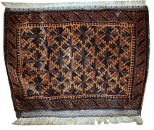 Sacoche ancien à collectionner Afghan Baluch fait main 1C366