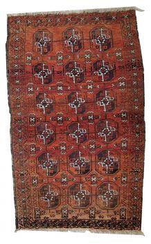Tapis ancien Afghan Baluch fait main, 1C381