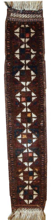 Tapis ancien Oriental fait main, 1C395
