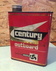 Bidon Huile  MOTUL  Century  OutBoard Vintage
