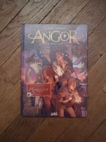 Angor- Tome 1- Fugue- Jean Charles Gaudin- Soleil