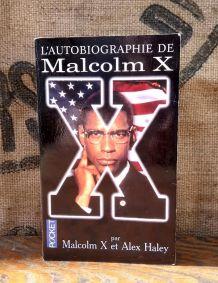 L'autobiographie de Malcom X - Pocket -1993