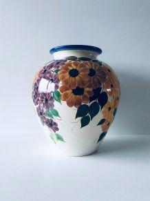 Grand vase Andrea Galvani, années 30