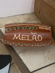 Plat  melon