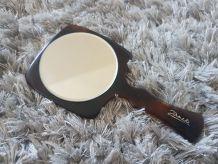 Miroir à main Janeke retro 1900 Salle de bain Miroir vintage
