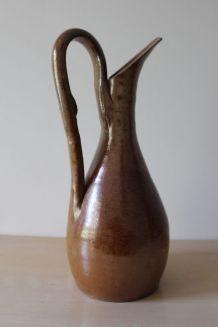 Grand Vase « Carafe » en grès