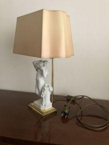 Lampe à table Style néoclassique.