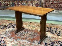 Table bistrot des années 70